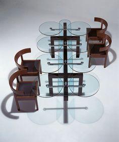 Siematic Glass Furniture