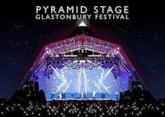 Pyramid Stage, Glastonbury Festival Art Print (A3) Cheque... https://www.amazon.co.uk/dp/B06Y48HRLY/ref=cm_sw_r_pi_dp_x_Tk55ybJBS9G81