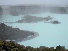 blue lagoon iceland - Google Search