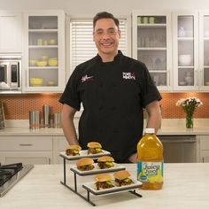 Chef Jeff Mauro shares tips and inspiration for making mealtimes fun and getting kids involved in cooking - and eating - together.
