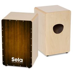 The Sela Varios Brown cajon.