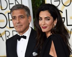George and Amal Clooney Are Installing a Panic Room in Their New House  - MarieClaire.com