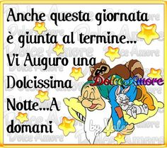 Dolcissima notte!