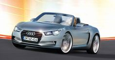 2013 Audi A1 Hybrid Covertible White