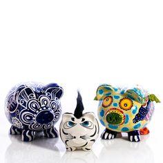 LA PUERQUERÍA. Souvenirs y artículos para el hogar de cerámica. #Decoestylo