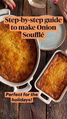 Vegetable Side Dishes, Vegetable Recipes, Vegetarian Recipes, Cooking Recipes, Thanksgiving Recipes, Fall Recipes, Holiday Recipes, Onion Recipes, Mets