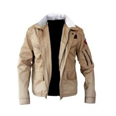 Ghostbusters Outfit Fur Cotton Jacket For Men s 2016  After 30 years of successful ghost executions, the team is up again to rescue the city from paranormal activities. Joining the sorority of new ghostbusters team as receptionist, Kevin (played by Chris Hemsworth) proves a vice decision for