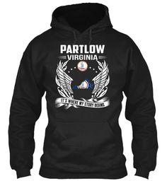 Partlow, Virginia - My Story Begins