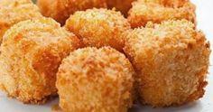 cara membuat bola - bola ubi isi keju enak dan praktis