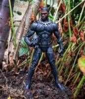 Black Panther (Marvel Legends) Custom Action Figure