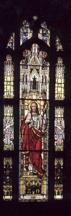 Our Lady of Mount Carmel Church - Stained Glass Windows