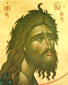 Ῥωμαίϊκο Ὁδοιπορικό: Παρακλητικὸς Κανὼν εἰς τὸν Τίμιον Πρόδρομον τοῦ Χριστοῦ