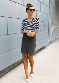 50 Sophisticated Summer Work Outfits for Women in 2015
