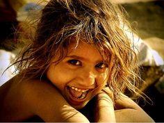 IndiaYoung girl, smiling.
