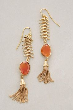 Scaled Mineral Drops - anthropologie.com #anthrofave