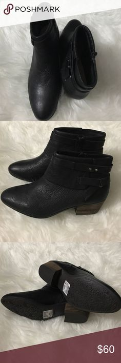 Clark booties New spye comet clarks booties in black leather Clarks Shoes Ankle Boots & Booties