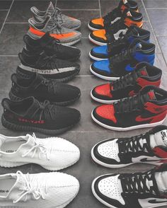 Yeezy vs Jordans Which Side You Picking   -  sneaker.tag Nike Shoes 7c5542c94