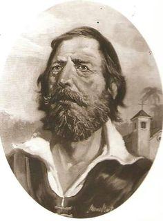 Gaspar Vaz, fundador de Mogi das Cruzes - SP