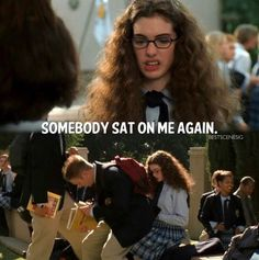 Princess Diaries was one of the best underdog stories ever!