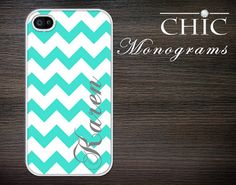Personalized iPhone 4 case iPhone 4s case iPhone by ChicMonograms, $15.95