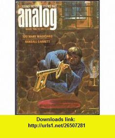 Analog Science Fiction - August 1966 (Vol. LXXVII, #6) John W. Campbell, Randall Garrett, Frank Herbert, Norman Spinrad, john Schoenherr ,   ,  , ASIN: B000UU8OOE , tutorials , pdf , ebook , torrent , downloads , rapidshare , filesonic , hotfile , megaupload , fileserve