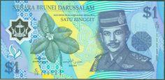 Brunei | Brunei Polymer $1 --111111