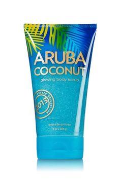 Aruba Coconut Body Scrub - Signature Collection - Bath & Body Works