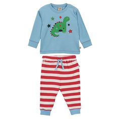 FRUGI THOMAS LONG JOHN PJS - CORNISH BLUE - £22.00 from http://www.naturalbabyshower.co.uk/collections/summer-clothing/products/frugi-thomas-long-john-pjs-cornish-blue?variant=1172230407