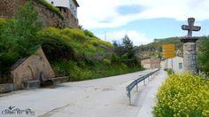 Entering Estella, Spain, Camino de Santiago, French Way
