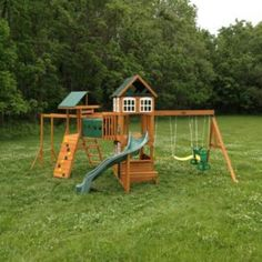 big backyard windale playset from toys r us installed in mullica hill