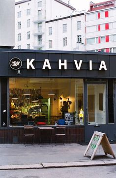 Helsinki is full of great cafes. In addition to traditional coffee houses there are many passionate cafes with top baristas both on a local and international level. JOHAN & NYSTRÖM The Swedish cafe a