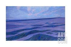 Dune Landscape, 1911 Giclee Print by Piet Mondrian at Art.co.uk