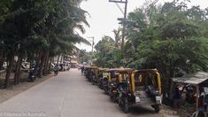 Boracay Updates: Ride from the Mangroves Station 3 to Cagban Jetty Port Boracay Island, Street View