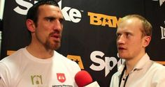 "Video – Paul Byrne: "" I need to get in the UFC."" 