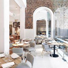 Restaurant design inspiration byCOCOON | hotel design | project design | renovations | Dutch Designer Brand COCOON