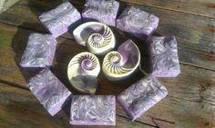 My lavendersoap