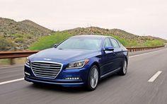 Test Drive: 2014 Hyundai Genesis