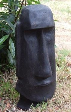 Take A Look At This Solar Tiki Statue Today! | Gardening   Make It Grow! |  Pinterest | Solar, Ps And Look At