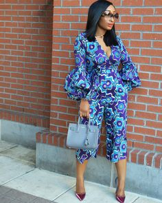 Rock the Latest Ankara Jumpsuit Styles these ankara jumpsuit styles and designs are the classiest in the fashion world today. try these Latest Ankara Jumpsuit Styles 2018 African Inspired Fashion, African Print Fashion, Ethnic Fashion, Africa Fashion, African Print Dresses, African Fashion Dresses, African Dress, African Prints, Ankara Fashion