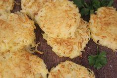 Potato Rostis Made In The Pancake Maker