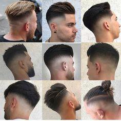 Cortes De Pelo Liso Para Hombre Cuando Tienes El Pelo Lacio - Cortar-pelo-hombre