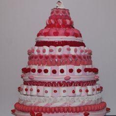 1000 images about g teau de bonbons on pinterest bonbon candy cakes and marshmallow flowers. Black Bedroom Furniture Sets. Home Design Ideas