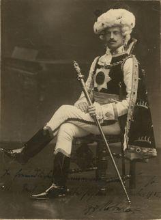 Robert, Duke of Wurttemberg, 1905. 'Nuff said.