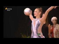 Alexandra Soldatova Ball EF Lisbon World Cup 2015 - YouTube
