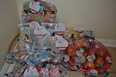12 Days of Christmas teacher gift