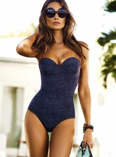 d6c3ea748acf3 The 2014 swimwear season is quickly approaching. Get ready to soak up the  sun in the season s top swimwear trends for spring-summer
