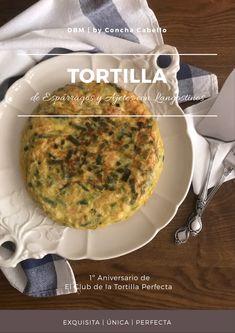 Tortillas, Baked Potato, Quiche, Potatoes, Baking, Breakfast, Ethnic Recipes, Food, Spanish Omelette