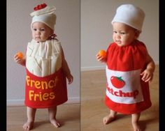 Cute idea for Halloween costumes