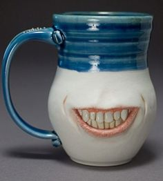 This is my morning cup. #DeltaDental