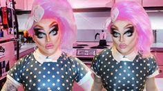 Trixie Mattel - Ru Paul's Drag Race - Makeup Tutorial!
